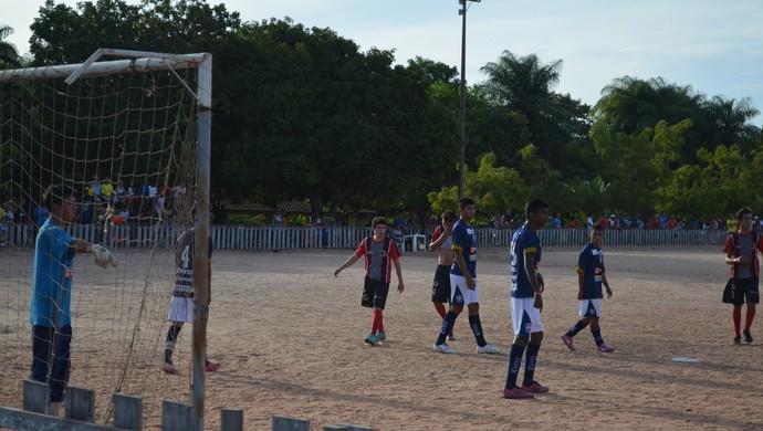 Sub-17 São Francisco x Norte (Foto: Gustavo Campos/GloboEsporte.com)