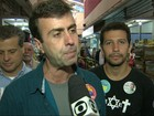 Marcelo Freixo quer investir em polos gastronômicos e geração de emprego
