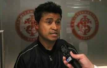 """Herói do Mundial, Gabiru crê em Inter fora do Z-4: """"Não merece estar lá"""""""