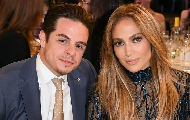 Também após cerca de três anos juntos, Jennifer Lopez e o coreógrafo Casper Smart terminaram no meio do ano. Ele a teria traído com algumas modelos transexuais. Depois da separação, ela ficou um pouquinho com outro dançarino, o ucraniano Maksim Chmerkovskiy. (Foto: Getty Images)