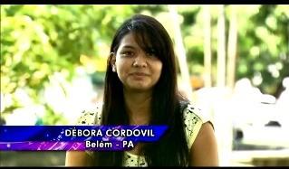 Natália Cordovial (Foto: Reprodução/TV Liberal)