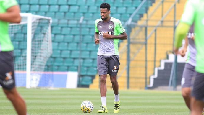 Felipe Santana Figueirense (Foto: Luiz Henrique/Figueirense FC)