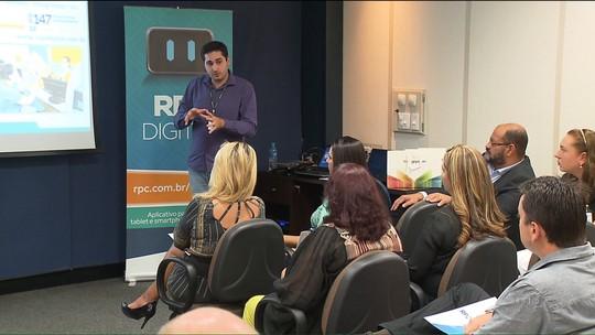 Síndicos profissionais participam de palestra sobre TV digital
