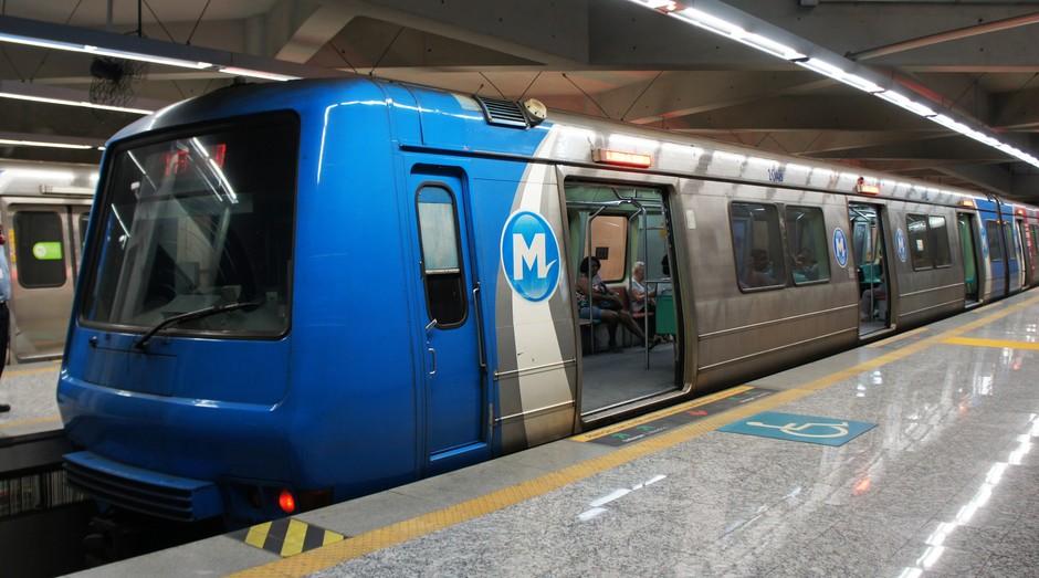 Mercadoria roubada é vendida no transporte público no Rio (Foto: Wikicommons)