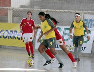 Servicar x Jataí - Futsal (Foto: Divulgação / CBFS)