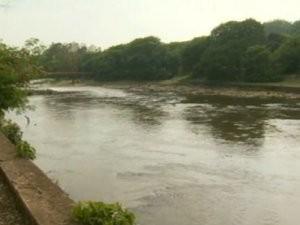 Barragem permitirá ampliar a navegação da hidrovia Tietê-Paraná em 55 km (Foto: Reprodução EPTV)