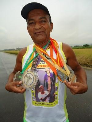 Everaldo Nascimento Eu Atleta (Foto: Igor Christ/GLOBOESPORTE.COM)