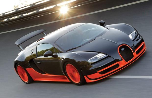 Bugatti Veyron Super Sport recupera título de mais veloz do mundo