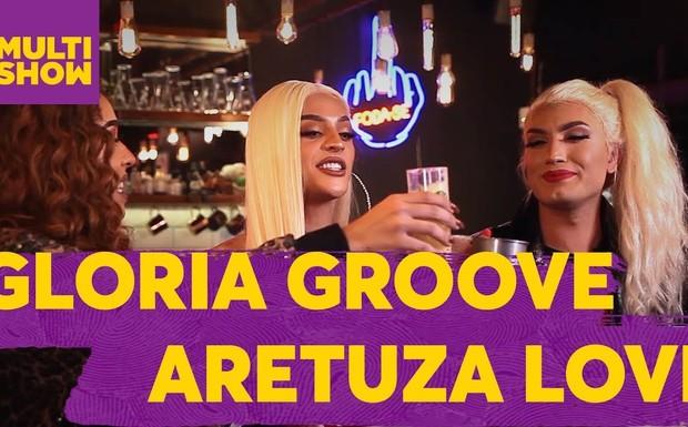 Destilando Haters - Gloria Groove e Aretuza Lovi