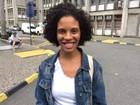 No Rio, mulheres apoiam o tema da redação do Enem sobre violência