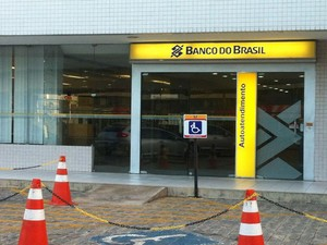 Banco do Brasil (Foto: Michelle Farias/G1)