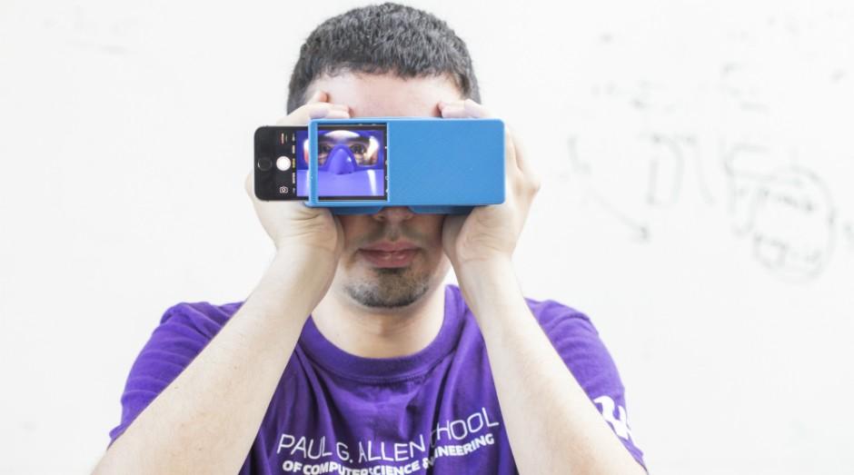 App usa a câmera do smartphone, algoritmos e ferramentas de aprendizado de máquina para detectar alterações  (Foto: Divulgação)