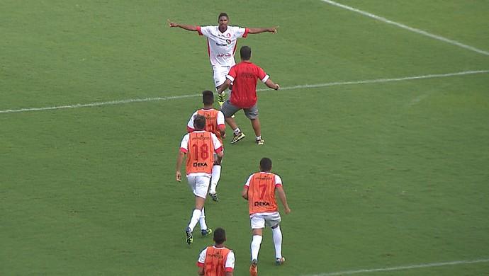 Inter-PB x Campinense (Foto: Reprodução / TV Cabo Branco)