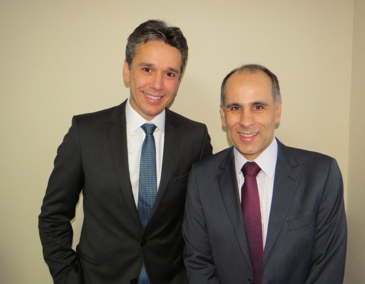 Felipe Carreras, e Luiz Eduardo Antunes