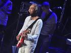 Show de Gilberto Gil e Stevie Wonder começa com atraso e confusão
