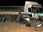 Acidente com três veículos na BR-158 mata filho de vereador em MT
