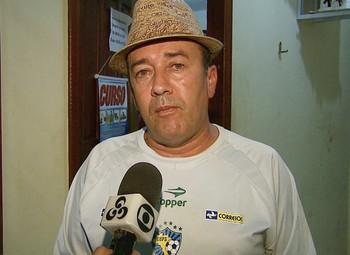 Gilson Albuquerque, presidente da Fafs (Foto: Reprodução/Rede Amazônica Acre)