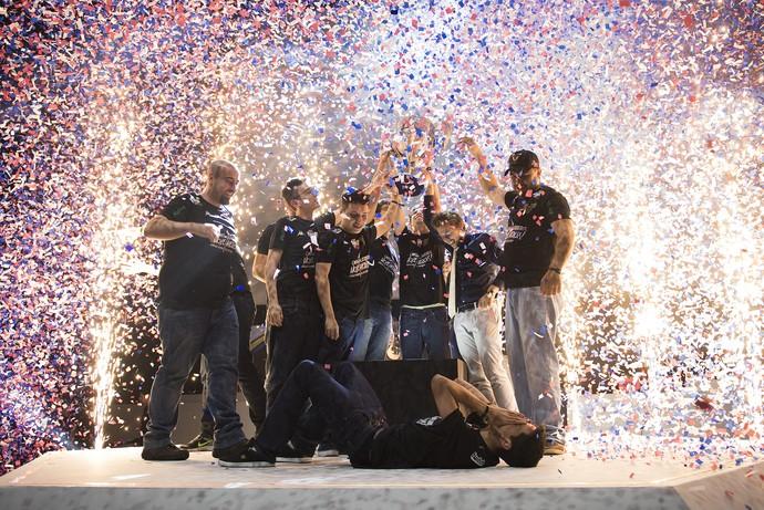 Games Team One vence Pain e conquista o CbLol  (Foto: Divulgação )
