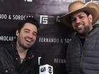 Dupla Fernando e Sorocaba encerra 15ª Festa da Manga em Itaobim