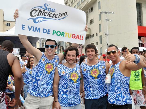 Público no aguardo da banda Ciclete com Banana, no Circuito Dodô (Foto: Elias Dantas/Ag. Haack)