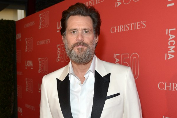 Jim Carrey  (Foto: Getty Images)