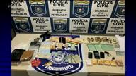 Polícia divulga balanço da operação 'Stop Car'