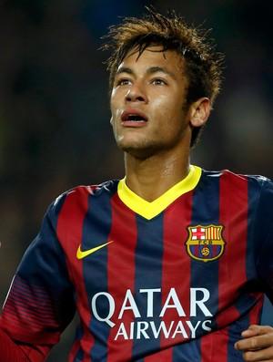 Neymar, Barcelona x Celtic (Foto: Reutes)