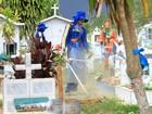 Cemitérios de Manaus devem receber 500 mil pessoas no Dia de Finados