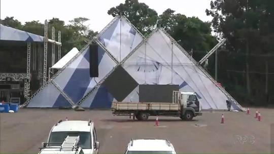 Festa Popular de Santa Terezinha de Itaipu espera mais de 120 mil visitantes