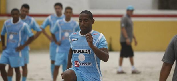 Pantico está confirmado para o jogo diante do Águia de Marabá (Foto: Marcelo Seabra/O Liberal)