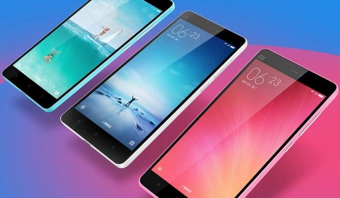 Xiaomi Mi 4c foi anunciado com processador de seis núcleos e tela Full HD (Foto: Divulgação/Xiaomi)