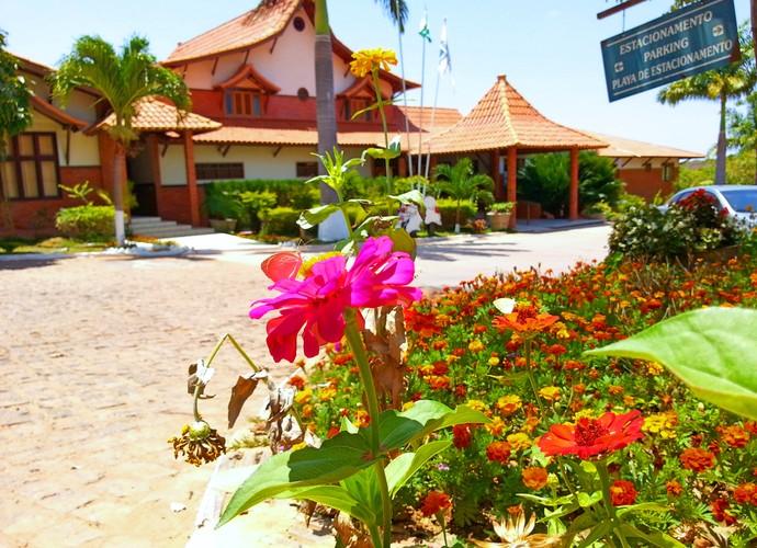 Hotel em Portalegre-RN (Foto: Lidiane Medeiros / Divulgação)