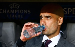 Guardiola Bayern de Munique Liga dos Campeões (Foto: Reuters)