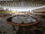 Fotos mostram obras da Arena do Futuro, Estádio Aquático e Velódromo