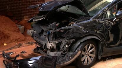 Vítima de acidente no Centro de SP está internada em estado grave