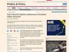 Queda de Eike Batista 'envergonha' Dilma Rousseff, diz 'FT'