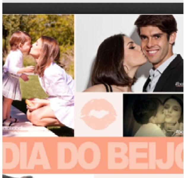 Carol Celico e família (Foto: Instagram)