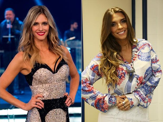 Compare Fernanda Lima e Carla Morone (Foto: Gshow)