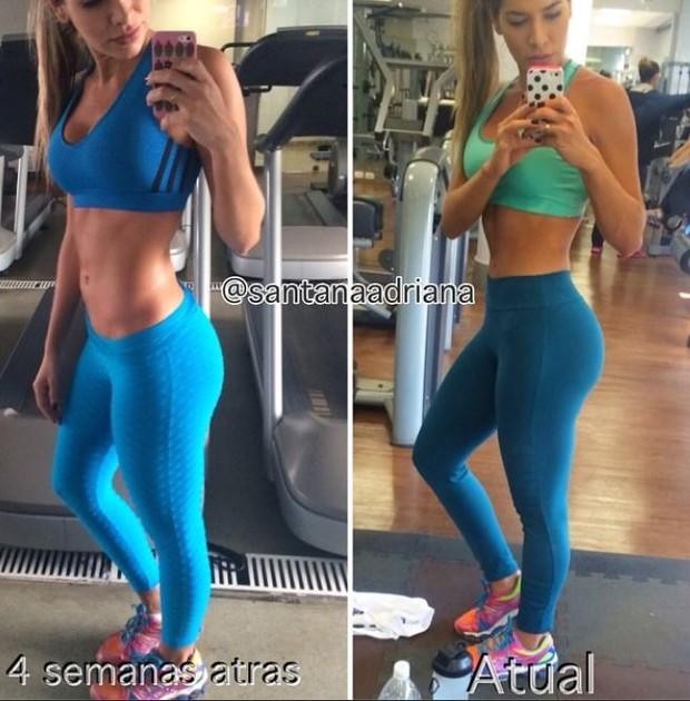 Adriana (Foto: Reprodução/ Instagram)