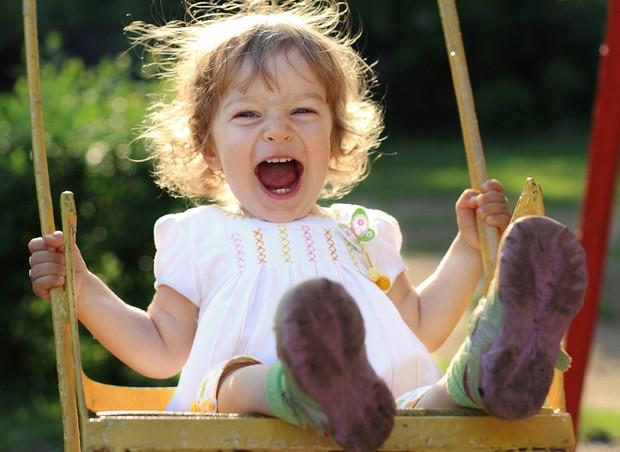 crianca; balanco (Foto: Thinkstock)