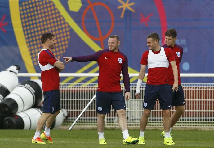 Rooney Inglaterra Eurocopa (Foto: Reuters)