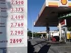 Postos de combustíveis em AL devem começar a reajustar preços esta noite