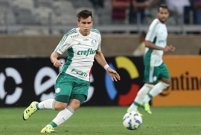Mouche Palmeiras (Foto: Cesar Greco/Ag Palmeiras/Divulgação)