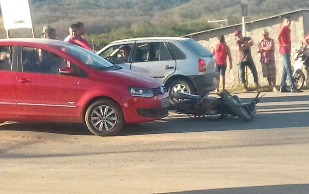 Suposto acidente ocorreu em 24 de maio, em São Desidério (Foto: Blog do Sigi Vilares)
