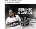 Olímpia anuncia contratação de Pittoni; Bahia diz que não vai se pronunciar