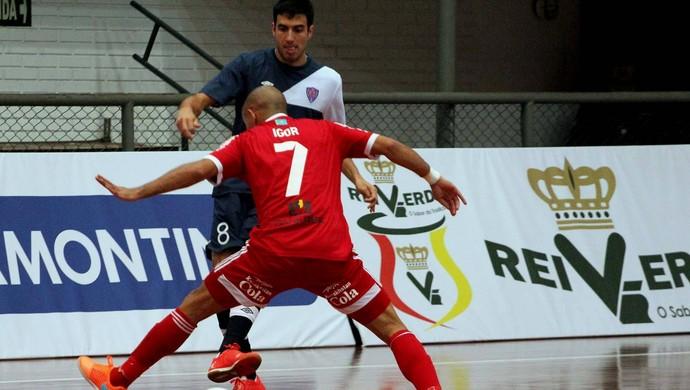 Hugo Toronto Futsal (Foto: www.futsalclubtoronto.com)