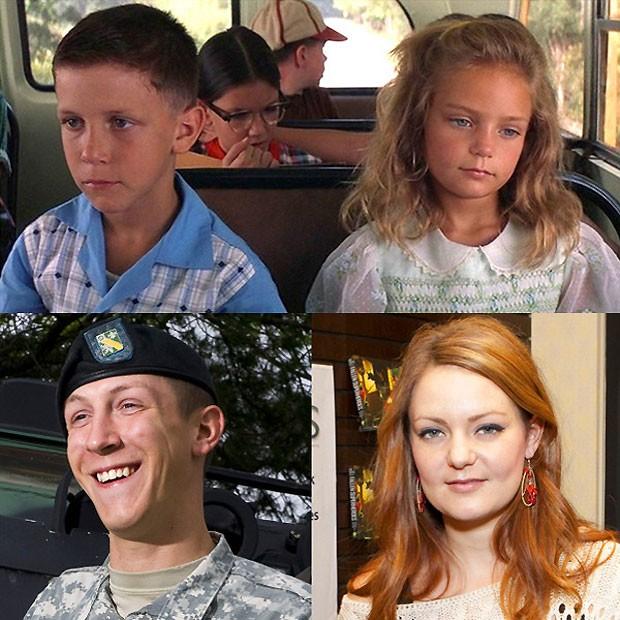 Site Mostra Crianças Do Filme Forrest Gump 20 Anos Depois Compare
