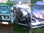 'Não lembra de nada', diz marido de vítima de acidente com três carros