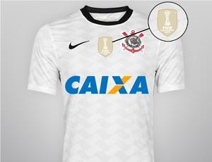 camisa branca corinthians (Foto: Divulgação)