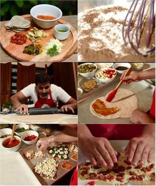 Veja como fazer pizza saudável e aproveite para comemorar o Dia Internacional da Pizza, festejado nesta sexta-feira, 10. (Foto: Reprodução do Instagram)
